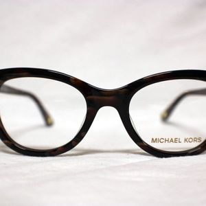 Michael Kors Eyeglasses -MK8011- Black Matte